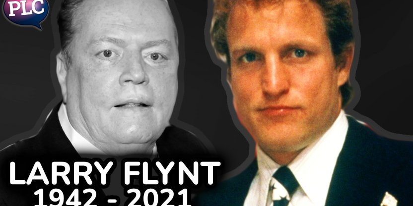 Larry Flynt - El héroe interpretado por Woody Harrelson ha muerto